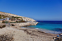 """COPY BY TOM BEDFORD MEDIA<br /> Pictured: Hondoq ir-Rummien Bay in Qala, Gozo.<br /> Re: A grandfather has been killed while swimming in the sea off Malta.<br /> Allan Stanley from Gwynedd died on Saturday when he was hit by boat's propeller at Hondoq ir-Rummien Bay in Qala, Gozo.<br /> The 76-year-old was given first aid by lifeguards and was taken to hospital but he died en-route.<br /> Tributes have been paid to Mr Stanley who ran the Period Pine shop in Penrhos near Pwllheli.<br /> His son Russell Stanley, described his father as a """"hard worker"""" who had enjoyed holidays in Malta."""