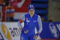 SPEEDSKATING: Calgary, The Olympic Oval, 08-02-2020, ISU World Cup Speed Skating, 500m Ladies Division B, Hege Bøkko (NOR), ©foto Martin de Jong