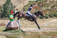 NZL-Charlotte Penny rides SD Amourosi. CCI2*-S. 2021 NZL-RANDLAB Matamata Horse Trial. Sunday 21 February. Copyright Photo: Libby Law Photography.