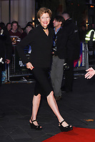 "Anette Bening<br /> arriving for the London Film Festival 2017 screening of ""Film Stars Don't Die in Liverpool"" at Odeon Leicester Square, London<br /> <br /> <br /> ©Ash Knotek  D3331  11/10/2017"