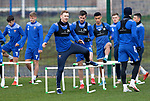 St Johnstone Training 26.11.20