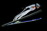 Evelyn Insam of Italy compete during the Ski Jumping Ladies' Normal Hill Individual as part of the 2014 Sochi Olympic Winter Games at RusSki Gorki Jumping Center on February 11, 2014 in Sochi, Russia. Photo by Victor Fraile / Power Sport Images