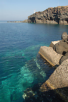 - island of Pantelleria,  the coast near the Scauri village ....- isola di Pantelleria, la costa nei pressi del villaggio di Scauri