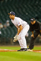 Anthony Rendon #23 of the Rice Owls plays first base during the game against the Kentucky Wildcats at Minute Maid Park on March 4, 2011 in Houston, Texas.  Photo by Brian Westerholt / Four Seam Images