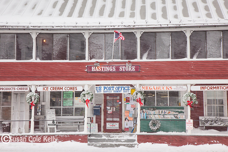 Hastings General Store in Danville, VT