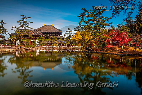 Tom Mackie, LANDSCAPES, LANDSCHAFTEN, PAISAJES, photos,+Asia, Japan, Japanese, Nara, Todaiji Temple, Tom Mackie, UNESCO World Heritage Site, Worldwide, autumn, autumnal, fall, horiz+ontal, horizontals, lake, lakes, maple, nobody, red, reflect, reflection, reflections, scenery, scenic, seasons, temple, tree+trees, water, world wide, world-wide,Asia, Japan, Japanese, Nara, Todaiji Temple, Tom Mackie, UNESCO World Heritage Site, Wo+rldwide, autumn, autumnal, fall, horizontal, horizontals, lake, lakes, maple, nobody, red, reflect, reflection, reflections,+,GBTM190716-1,#l#, EVERYDAY