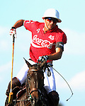 WELLINGTON, FL - FEBRUARY 19:  Julian de Lusarreta. Scenes from the Ylvisaker Cup Final as Coca Cola 9 defeats Tonkawa 8 in overtime with a Golden Goal on a Penalty 2 by Julio Arellano, in the William Ylvisaker Cup Final, at the International Polo Club, Palm Beach on February 19, 2017 in Wellington, Florida. (Photo by Liz Lamont/Eclipse Sportswire/Getty Images)
