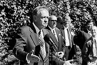 Jean Chretien<br /> <br /> Photo : Boris Spremo - Toronto Star archives - AQP