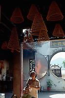 daostischer A Ma-Tempel in Macao, China, Unesco-Weltkulturerbe, Unesco-Weltkulturerbe