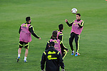 Spanish National Team's  training at Ciudad del Futbol stadium in Las Rozas, Madrid, Spain. In the pic: Koke. March 25, 2015. (ALTERPHOTOS/Luis Fernandez)