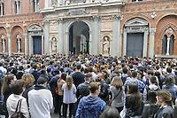 - State University of Milan, open doors day for educational guidance<br /> <br /> - Università Statale di Milano, giornata porte aperte per l'orientamento didattico
