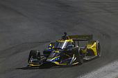 #26: Colton Herta, Andretti Autosport w/ Curb-Agajanian Honda, Waves