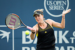 August 04, 2017: Anastasia Pavlyuchenkova (RUS) was defeated by CoCo Vandeweghe (USA) 6-2, 6-3 at the Bank of the West Classic being played at the Taube Tennis Stadium in Stanford, California. ©Mal Taam/TennisClix