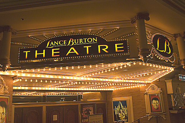 Lance Burton Theater,  Las Vegas, Nevada