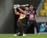121109 HRV Cup Cricket - Wellington v Canterbury