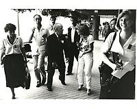 Rene Levesque , circa 1980