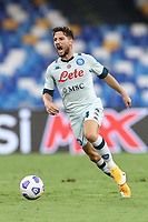 Dries Mertens of SSC Napoli<br /> during the friendly football match between SSC Napoli and Pescara Calcio 1936 at stadio San Paolo in Napoli, Italy, September 11, 2020. <br /> Photo Cesare Purini / Insidefoto