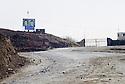 Irak 2000.Le poste frontière iranien à Haj Omran.Iraq 2000.Iranian border in Haj Omran