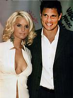 Jessica Simpson, Nick Lachey 2004<br /> Photo By John Barrett/PHOTOlink