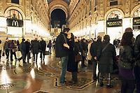 ll bacio galleria Vittorio