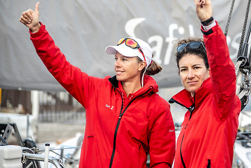 Francesca Clapcich and Giulia Conti have launched Equal Sailing
