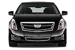 Car photography straight front view of a 2016 Cadillac XTS - 4 Door Sedan Front View