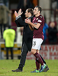 Don Cowie and Ian Cathro