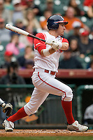 Houston Cougars Caleb Ramsey against the Texas Tech Red Raiders on Sunday March 7th, 2100 at the Astros College Classic in Houston's Minute Maid Park.  (Photo by Andrew Woolley / Four Seam Images)