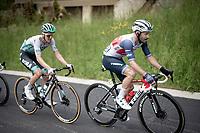 Julien Bernard (FRA/Trek - Segafredo)<br /> <br /> 73rd Critérium du Dauphiné 2021 (2.UWT)<br /> Stage 8 (Final) from La Léchère-Les-Bains to Les Gets (147km)<br /> <br /> ©kramon