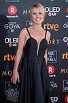 Cayetana Guillen Cuervo attends red carpet of Goya Cinema Awards 2018 at Madrid Marriott Auditorium in Madrid , Spain. February 03, 2018. (ALTERPHOTOS/Borja B.Hojas)