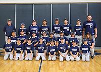 6th, 7th & 8th Baseball team and individuals 8/30/2021