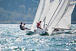 Bow n: 68, Skipper: Lorenz Müller, Crew: Emanuel Müller, Sail n: SUI <br /> Bow n: 21, Skipper: Lorenz Zimmermann, Crew: Matthias Miller, Sail n: SUI 8482