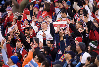 United States Fans. The USMNT tied Argentina, 1-1, at the New Meadowlands Stadium in East Rutherford, NJ.
