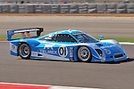 Scott Pruett (01), driver of Chip Ganassi Racing BMW  in action during the Grand Am of the Americas, Rolex race at the Circuit of the Americas race track in Austin,Texas...