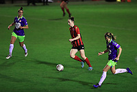 Megan Mackey of Lewes advances for Lewes during Lewes Women vs Bristol City Women, FA Women's Continental League Cup Football at The Dripping Pan on 18th November 2020