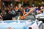 Los Altos High School Homecoming Parade 2010