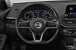 Car pictures of steering wheel view of a 2020 Nissan Altima SL 4 Door Sedan