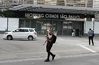 19.03.2020 - Coronavírus fechamento Shopping em SP