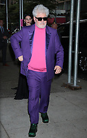 NEW YORK, NY- October 08: Pedro Almodovar at NYFF59 Closing Night premiere of Parallel Mothers at Alice Tully Hall Lincoln Center in New York City on October 08, 2021. <br /> CAP/MPI/RW<br /> ©RW/MPI/Capital Pictures