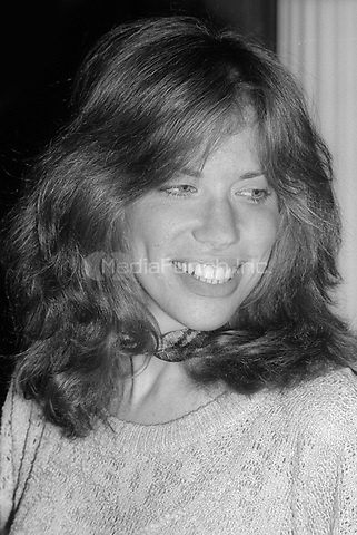 Carly Simon 1978<br /> Photo By Adam Scull/PHOTOlink/MediaPunch