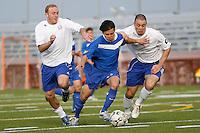 Soccer:  Brookly Knights vs. Long Island Rough Riders at Aviator field, Brooklyn, NY.