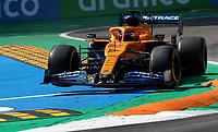 4th September 2020; Autodromo Nazionale Monza, Monza, Italy ; Formula 1 Grand Prix of Italy, free practise sessions;  55 CarlSainz ESP, McLaren F1 Team