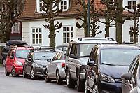 Maren Synnevåg liker beboerparkering.<br /> <br />  © Fredrik Naumann/Felix Features