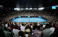 MELBOURNE,AUSTRALIA,28.JAN.18 - TENNIS - ATP World Tour, Grand Slam, Australian Open. Image shows Rod Laver Arena. Photo: GEPA pictures/ Matthias Hauer / Copyright : explorer-media