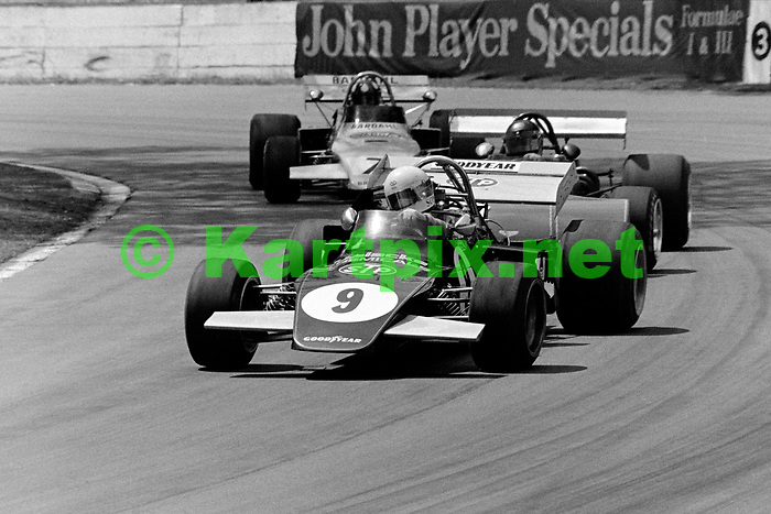 Richard Scott, Greater London International Trophy 1972<br /> European Championship for Formula 2 Drivers ,Round 5<br /> John Player British Formula 2 Championship, Round 4