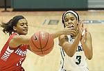 Tulane vs. Houston (Women's Basketball 2014)