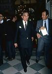 DINO VIOLA<br /> PRESENTAZIONE MONDIALI ITALIA 90<br /> HOTEL EXCELSIOR ROMA 1986