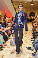 FEVER Fashion Show by St. Louis Magazine at Neiman Marcus in St. Louis on Oct 6, 2011.