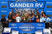 #19: Martin Truex Jr., Joe Gibbs Racing, Toyota Camry Sirius XM wins