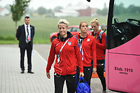 Sandefjord, Norway - June 11, 2017: Megan Rapinoe and the USWNT take on Norway in an international friendly at Komplett Arena.